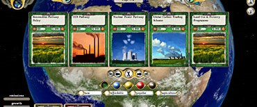 Küresel ısınma 'oyun' oldu!
