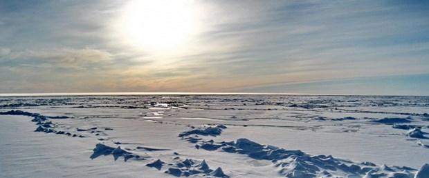 Kuzey Buz Denizi'nde asit oranı artıyor