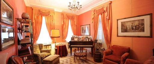 Leyla Gencer'in evi yeniden yaratıldı