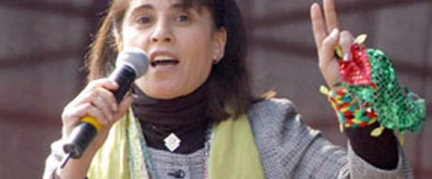Leyla Zana'ya 1 yıl 3 ay hapis cezası