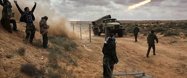 Libya ikinci Irak olur mu?