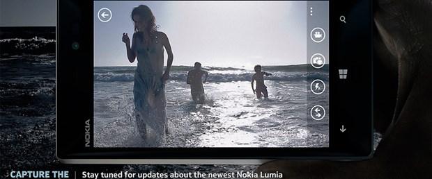 Lumia 928'e ait ilk fotoğraf