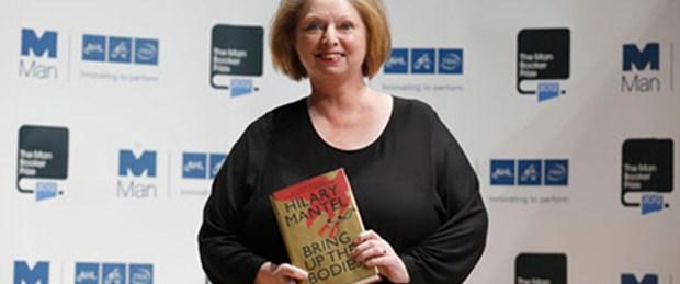 Man Booker Hilary Mantel'in