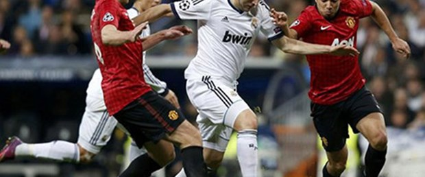 Manchester United- Real Madrid