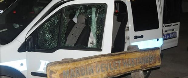 Mardin'de 1 polis şehit