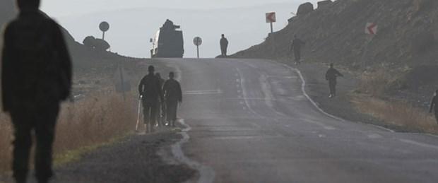 Mardin'de mayın patladı: 1 şehit
