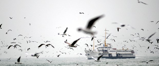 Marmara'da fırtına