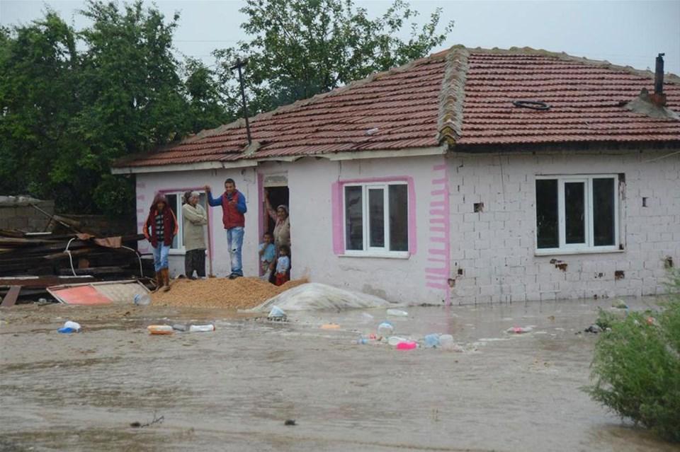 Marmara'da kuvvetli sağanak
