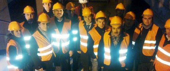 Marmaray ziyareti fotomontaj çıktı