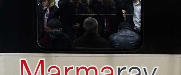 Marmaray'ı 4 ayda 13,5 milyon yolcu kullandı