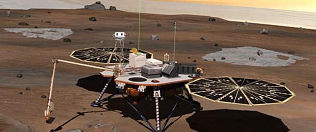 Mars kaşifi kışı atlatamadı