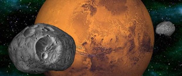 Mars uydusuna 2011'de gidiliyor