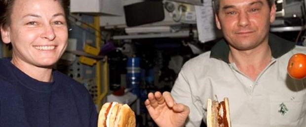 Mars'a aşçı aranıyor