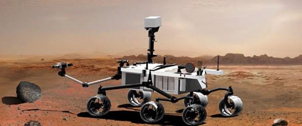 Mars'ın keşfi için güç birliği