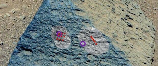 Mars'ta benzeri olmayan bir keşif