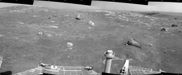Mars'taki en genç krater heyecan yarattı