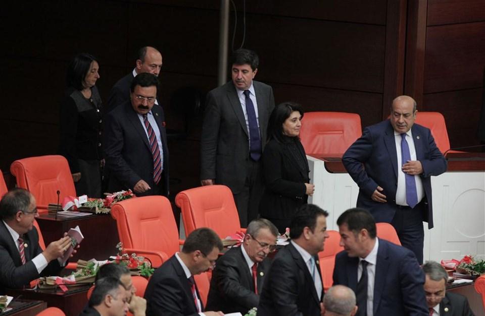 Meclisin yeni yasama yılı