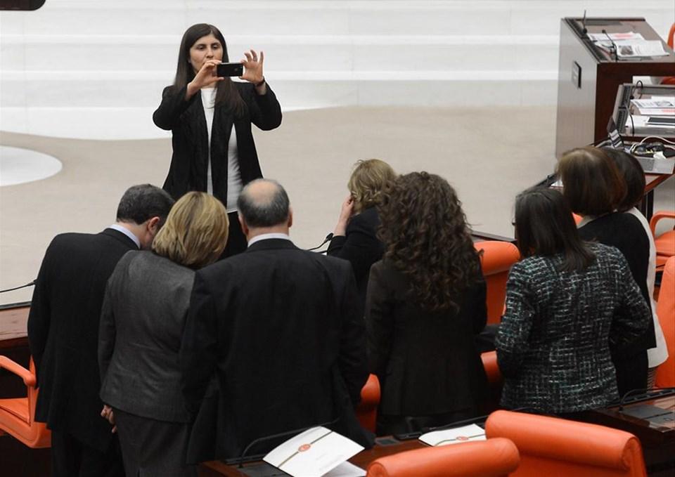 Meclis'te 'Dombra'yı dinlediler