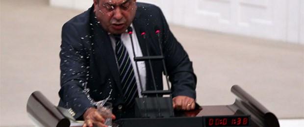 Meclis'te 'tutuklu vekil' gerginliği