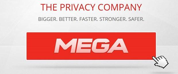 Megaupload 'Mega' oldu