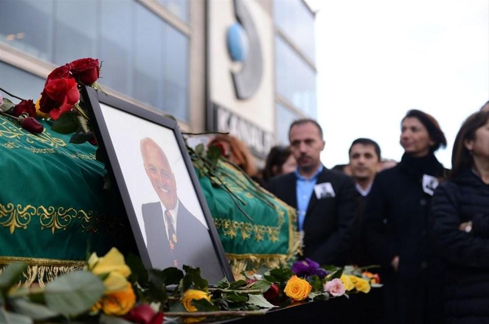 Mehmet Ali Birand'a veda