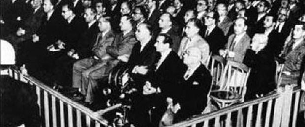 Menderes'i 27 Mayıs'ın bilirkişileri astırdı!