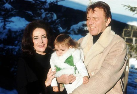 Taylor ve Richard Burton