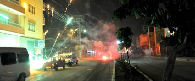 Mersin'de karakola saldırı: 1 yaralı