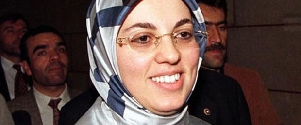 Merve Kavakçı '28 Şubat' için adliyede
