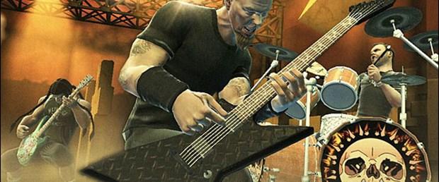 Metallica da gitar kahramanı oluyor