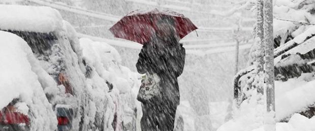Meteoroloji'den 5 il için kar ve yağmur uyarısı (16 Kasım 2018 hava durumu)