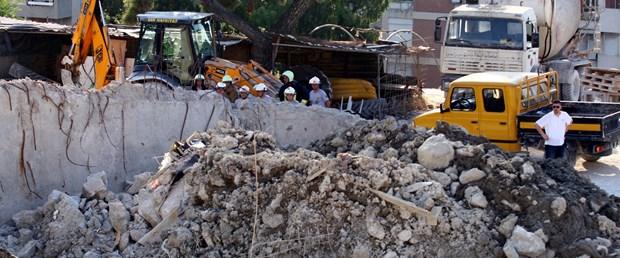 Metro inşaatında patlama: 2 işçi öldü