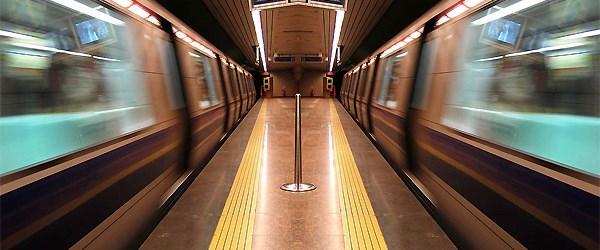 Metroda aktarmasız Taksim-Maslak başladı