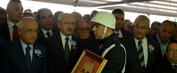 Mevlüt Aslanoğlu'na veda
