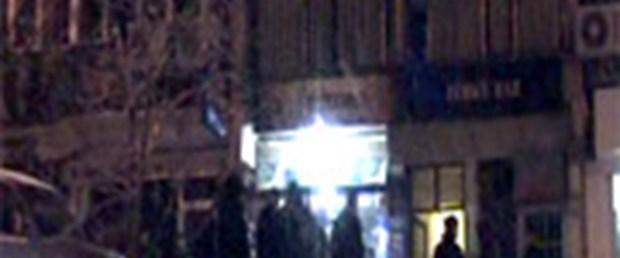 MHP binasında patlama