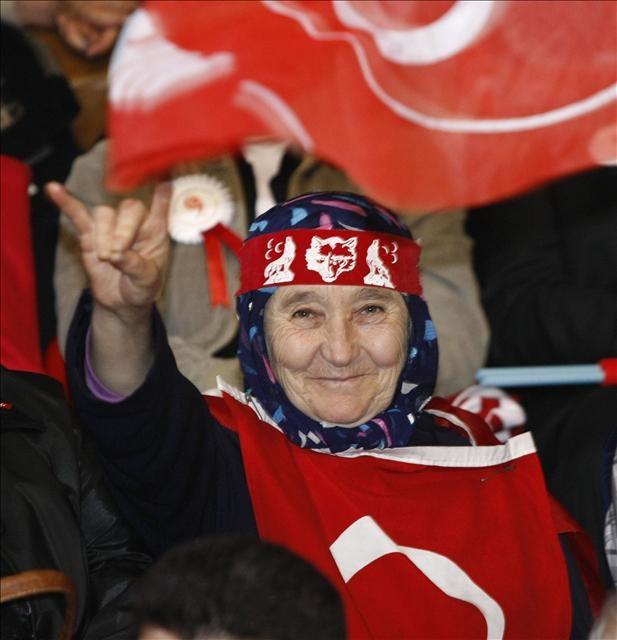 MHP'de kritik kongre