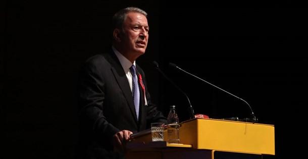 Milli Savunma Bakanı Hulusi Akar'dan CHP, MHP ve İyi Parti genel başkanlarına Barış Pınarı Harekatı ziyareti