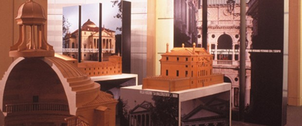 Mimar Sinan Palladio'yu ağırlıyor