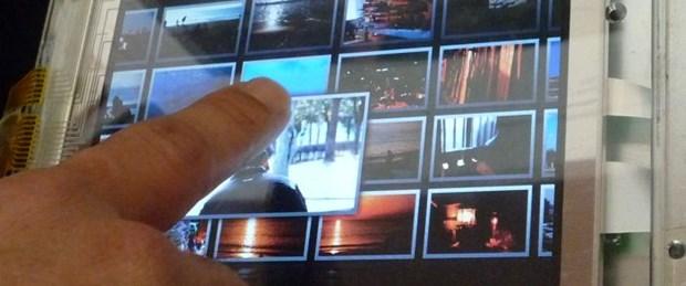 Mitsubishi '3D Touch Panel'i tanıttı