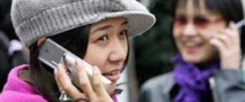 'Mobil' Çinli sayısı 1 milyara dayandı