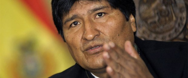Morales'ten alternatif iklim konferansı