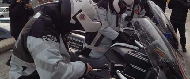 Motorlu korumalara yeni kıyafet