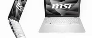 MSI'dan yeni dizüstü: X340