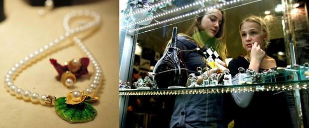 Mücevher dünyası İstanbul'da buluşuyor
