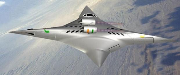 NASA'nın sesten hızlı uçacak 'yıldızı'