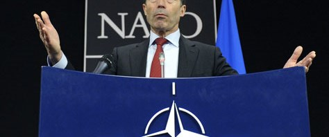 NATO'ya Türkiye freni