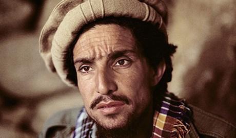 Afgan lideri Şah Mesud
