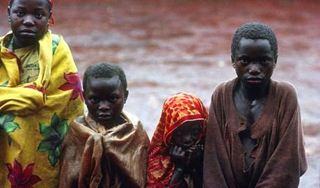 Burundi, 1994