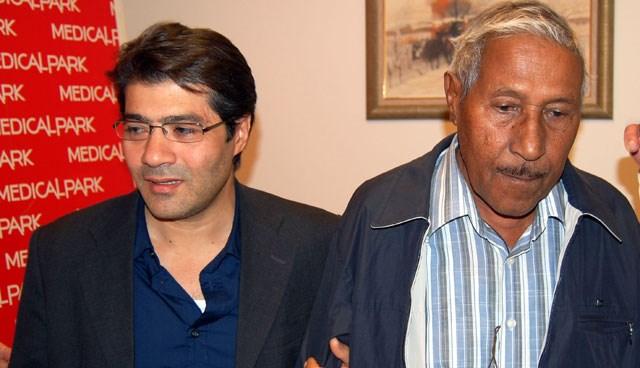 Neşet Ertaş'ın oğlu ve kardeşi Necati Ertaş