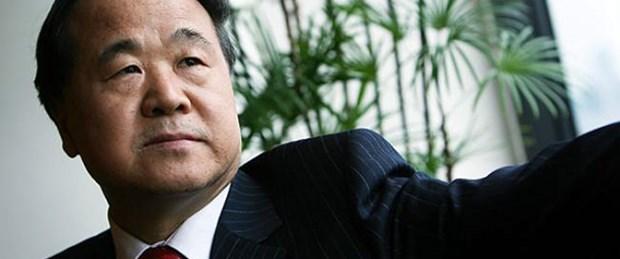Nobel Edebiyat Ödülü Mo Yan'ın